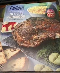 Fallout official cookbook New Westminster