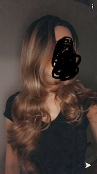 Gorgeous lace front wig (In packaging never worn) Montréal, H3G 2K1