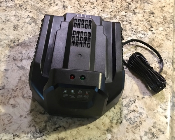 Used Brand New Ego 56 Volt Battery Charger For Sale In