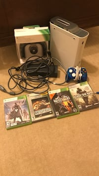 Xbox 360 with games Baton Rouge, 70810