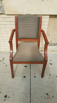 Solid Wood Chair Clifton, 07012