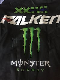 2- Brand new, never worn , Hoodies , 1- Mercedes/Petronas , 1- Ford /Falken , US size small fits medium $75.00 each North Vancouver, V7R 1H8