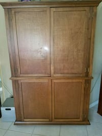 Cabinet Armoire made in USA
