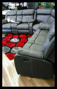 Theater reclining sectional! $39 down