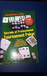 LIBRO: SECRETS OF PROFESSIONAL TOURNAMENT POKER