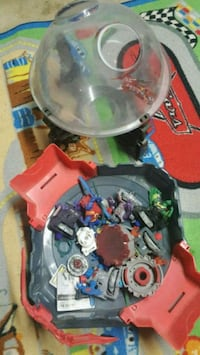 Beyblade circular and square arenas  St. Louis, 63141
