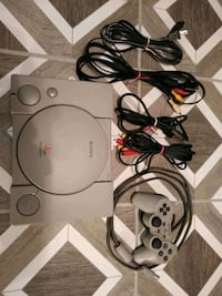 Sony PlayStation 1 with controller and wire Waynesboro, 17268