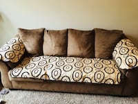 Three seater Ashley couch Houston, 77063