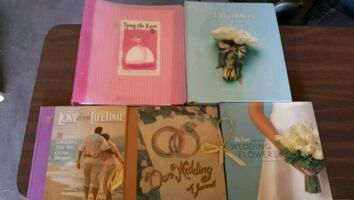 Wedding book/planners