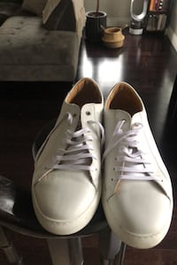 Suitsupply leather sneakers (quick sale, looking for best offer) Markham, L6E 0C5