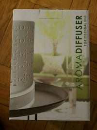 Aroma diffuser for essential oils Toronto, M4J 2M1