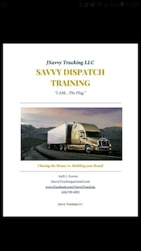 Trucking business start up  Phoenix