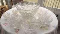 punch bowl set Springfield, 22153