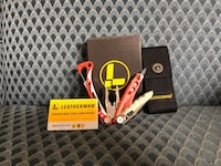 *Price Drop* (firm) Leatherman Multitool Skeletool Rx Manchester, 03109