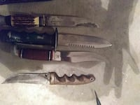 four knives