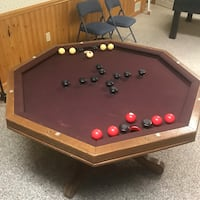 Bumper Pool / Poker Table
