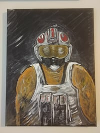 Rebel Pilot 12x9 St. Catharines, L2M 1W2