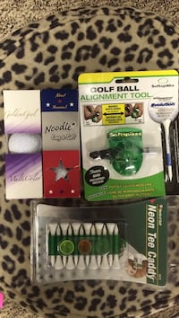 Golf supplies Edmonton, T6A 0T3