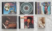 CD's & DVD's  - Various artists  Mississauga