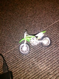 green and white RC toy car Hyattsville, 20783
