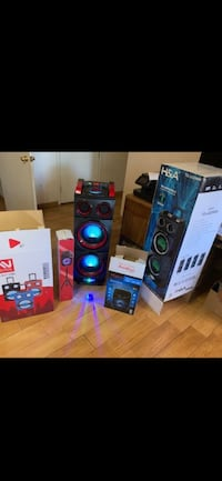 Bluetooth party speakers Chandler, 85286