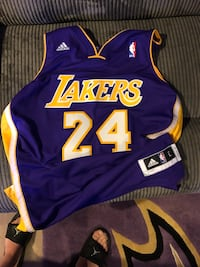 NEW WITHOUT TAGS ADIDAS NBA LAKERS KOBE BRYANT JERSEY LARGE Essex, 21221