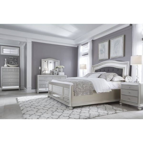 Coralayne Queen Panel Bedroom Sets 4 Piece  - Brand New - Free Home Delivery SF bay area