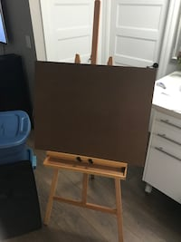 Currys Art Supply, Easel, Board and Artcare carry case Mississauga, L5B