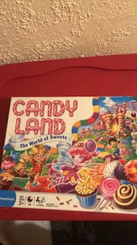 candy land broad game Woonsocket, 02895