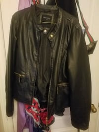 Leather jackect Vaughan, L4H 2E9