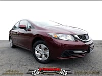 Honda Civic Sdn 2013 Arlington