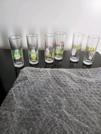 NWT 6PC Set St. Patty's Day Double Shot Glasses Norfolk, 23503