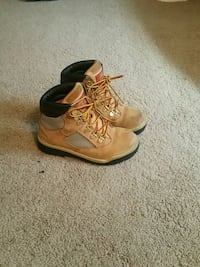 Toddler Size 13C Timberland Boots Delmar, 12054