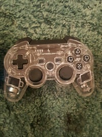 Ps3 controller glows blue