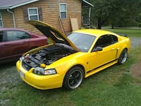 2004 Ford Mustang - Mach 1 Duffield