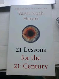 21 lessons for the 21 century Madrid, 28021