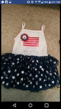 My First 4th of July & Christmas dress!! Lake Wales, 33898