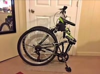 "Shimano 26"" Folding Mountain bike Hackensack, 07601"