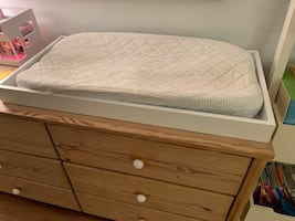 Crate & Barrel Kids Changing Table