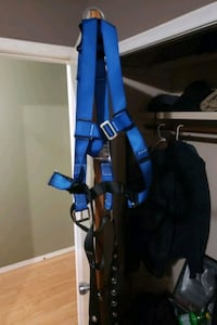 New safety harness Edmonton, T5E 5H6