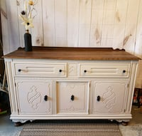 Refinished antique buffet  Bowmanville, L1C 5E7