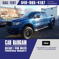 2008 Ford F-150 FX4 Warrenton, 20186