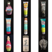 TANNING LOTION SALE
