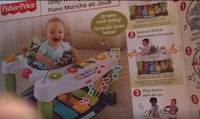 Step and play Piano for infant and Toddler TORONTO