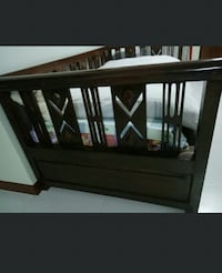 Wooden day bed with storage Singapore