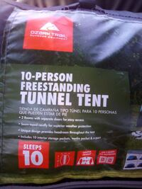10 person tent & sleeping bag Torrance, 90501