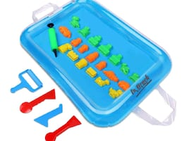 Sand Molds and Tools Kit, 26 pieces for 2-10 NEW IN BOX ½ PRICE