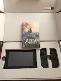 Nintendo Switch Zelda Breath of the Wild 'Eyüpsultan', 34060