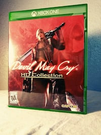 Devil May Cry HD COLLECTION Midwest City, 73110
