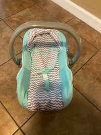 Baby doll carseat